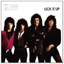 KISS CD - LICK IT UP [REMASTERED](1998) - NEW UNOPENED - ROCK METAL
