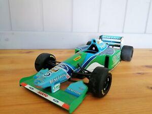 Michael Schumacher Minichamps Benetton B194 Hockenheim 1994 1/18 Scale F1 Car