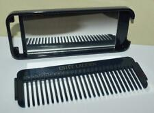 ESTEE LAUDER Navy Blue Portable Comb & Mirror Set ~ Great For Trave