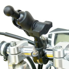 U-Bolt Bike mount with 17mm adaptor for Garmin Nuvi Satnav Cradles / Holders