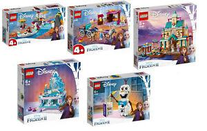5er Set LEGO Disney Eiskönigin 2 Frozen 41165+41166+41167+41168+41169, NEU