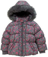 Floral Girls' Coats, Jackets and Snowsuits 0-24 Months