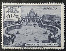 Timbre / Stamp VATICAN Yvert et Tellier Express n°11 n* (Cyn9)