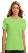Port & Company Women's Essential 100% Organic Ring Spun Cotton T-Shirt. LPC150OR