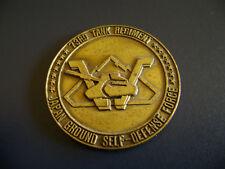 73RD TANK REGIMENT JAPAN GROUND SELF DEFENSE FORCE CHALLENGE COIN