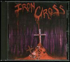 Iron Cross self titled 1986 CD new s/t same reissue