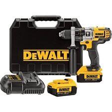 DEWALT 20V MAX Li-Ion Premium 3-Speed Hammer Drill Kit DCD985L2 Reconditioned