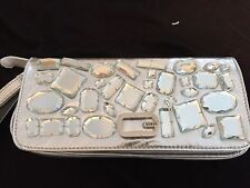 NEW MARCIANO GUESS BEADED CLUTCH PURSE BAG Retailed at $85.00