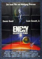 Filmposter Kino Plakat - Enemy Mine - Geliebter Feind - Dennis Quaid A0 (Nr.149