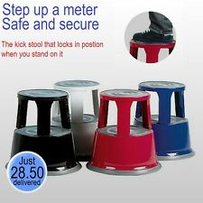 Safe and secure, the worlds best step stool for all uses in home,office, factory
