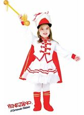 Deluxe Drum Majorette Marching Band Uniform Costume Girls Toddler Child SZ 4