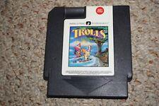 Trolls On Treasure Island (Nintendo Entertainment System NES) Cart Only GREAT