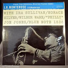 J.R. MONTEROSE ST JAPAN 200G VINYL LP Blue Note Premium MONO Master DBLP-042
