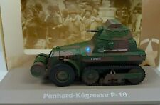 ATLAS 1/43 Panhard-Kegresse AMC P 16 French Army armored car