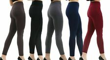 New Womens High Waist Yoga Leggings Ladies Stretch Fitness Sports Pants Trouser