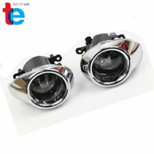 Clear Lens Driving Fog Lights Bumper Lamps+Bulbs Fit For 2012-2014 Ford Focus