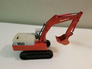 Conrad Poclain 160 Diecast Crawler Excavator Trackhoe 1:50 Scale