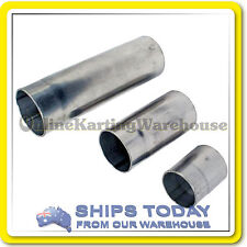 GO KART STAINLESS EXHAUST SPACER TO SUIT YAMAHA BY POWERMAC 100s SOLD