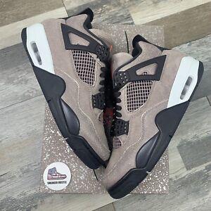 Nike Air Jordan 4 Retro Taupe Haze DB0732-200 Size 8