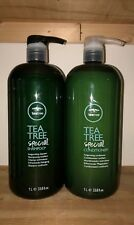**NEW** Paul Mitchell Tea Tree  Shampoo Conditioner 33.8 oz Liter Duo Set