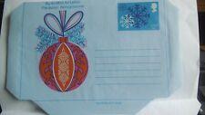 GB air letter Christmas - unused