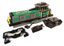 Lego® Eisenbahn 9V Lokaufsatz mit Leuchtstein + Kabel aus 4512 Cargo Train