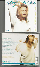 "KEVYN LETTAU ""Universal Language""  CD 1995 JVC - NEU/NEW"