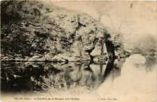CPA Culan Le Gouffre de la Margot, sur l'Arnon (613300)