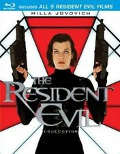 Resident Evil 5pk 0043396411173 With Milla Jovovich Blu-ray Region a