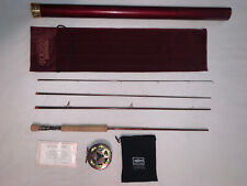 G. Loomis Limited Edition FR1088-4 GLX 2000 numbered 47 of 200, travel fly rod