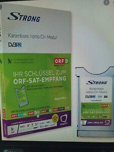 ORF (Karte) cardless CI+ SAT MODUL inkl. 5 Jahre ORF HD Freischaltung