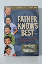 Father Knows Best Season One DVD Set - Complete Season 1954-1955 - SEALED