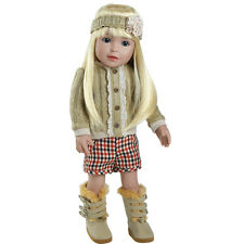 "Adora 18"" FRIENDS COOL WEATHER 4 OUTFIT American Girl Doll Sweater Shorts NEW"