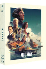 (Presale) Midway 4K UHD + Blu-ray Steelbook Limited Edition - Full Slip Type A1