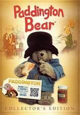 NEW SEALED Paddington Bear: Collectors Edition (DVD, 2014, 3-Disc Set) FREE SHIP