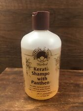 Nature's Gate Original Keratin Herbal Shampoo With Panthenol 18 oz. 90% Full