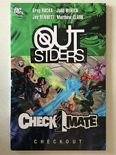 Outsiders/Checkmate Checkout softcover graphic novel TPB