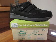 "FINN COMFORT, MENS  8  US (7 1/2 UK),""BRENTINO"" leather,health shoe,P-W-70 NIB"
