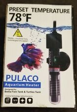 Pulaco Pl-168 Small Aquarium Heater Designed For Betta Fish & Turtle Tank