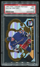 1997 Pacific Crown Royale Wayne Gretzky #84 PSA 9