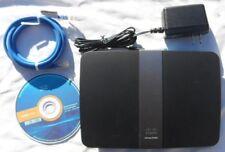Linksys E4200 N750 Simultanious Dual Band Gigabit WirelessN Router 2.4GHZ 5.0GHZ