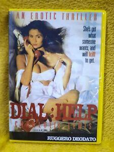 GIALLO - DIAL:HELP - CHARLOTTE LEWIS - RUGGERO DEODATO - 1988 - DVD-R
