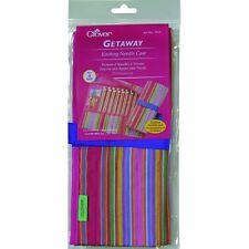 "New Clover Getaway 9"" Straight Needle Case - 3616"