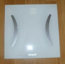 Isenpenk Body Analyser Scale