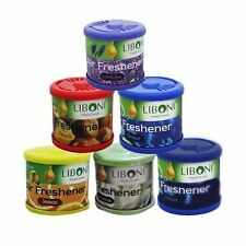 Set of 4Pc Combo Liboni Gel Perfume for Car & Home