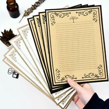 32pcs Retro Writing Letter Stationery Chinese Style Lace Letterhead Note Paper
