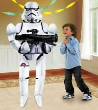 Birthday, Child Star Wars Party Foil Balloons