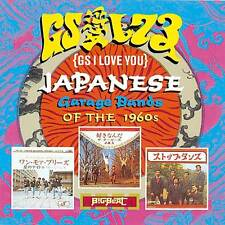 GS I Love You: Japanese Garage Bands (CDWIKD 159)
