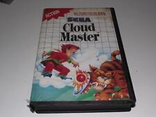 Cloud Master Sega Master System PAL Preloved *Complete*