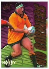 1996 Futera Rugby Union NO BARRIERS (NB6) Phil KEARNS Sample Hobby